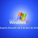 Fim do Suporte ao Windows XP